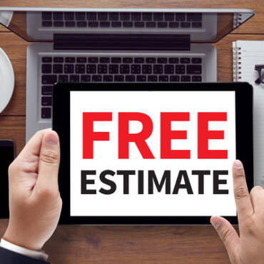 Free Residential and Commercial Estimates